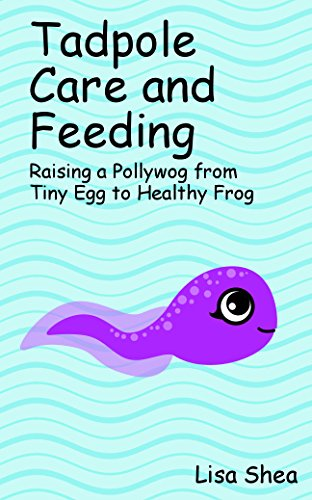 Tadpole Care and Feeding - Raising a Pollywog from Tiny Egg to Healthy Frog!