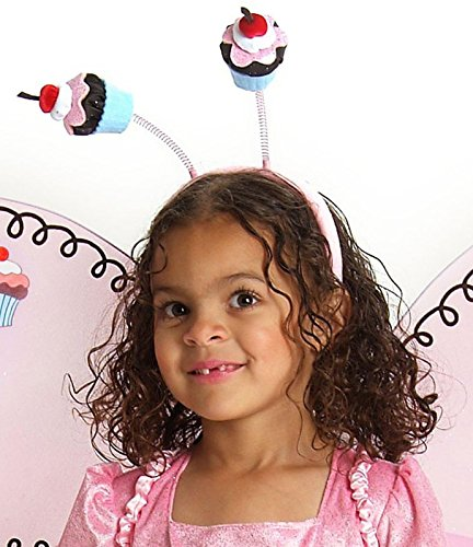 Princess Paradise Kids Cupcake Fairy Headband, One Size