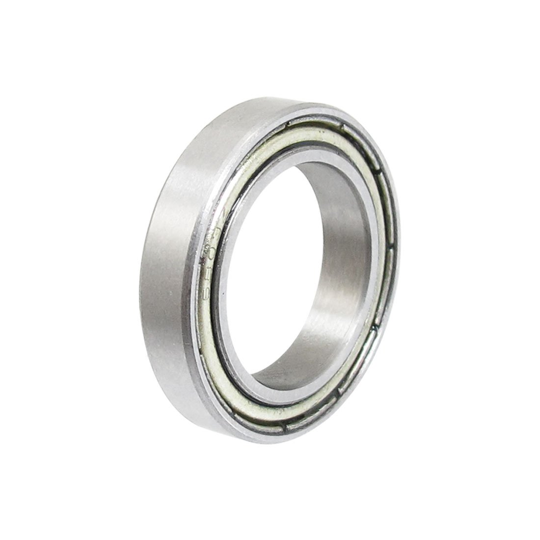 0.67 Metal 0.2 Width Uxcell a12102200ux0342 17 x 26 x 5mm 6803 Shield Deep Groove Ball Thin-Section Radial Bearing