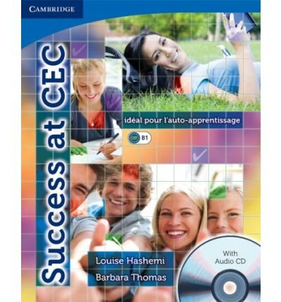 Success at CEC Self-study Student's Book with Audio CD French Edition (Objective) (Mixed media product) - Common pdf