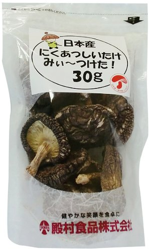 Ken diet family Japan production thickness Shiitakemii wearing ~! 30g