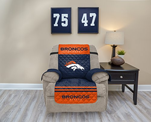 Denver Broncos Recliner Broncos Leather Recliner Broncos