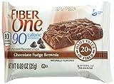 Fiber One 90 Calorie Chocolate Fudge Brownies, .89 oz, 24 Count