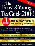 Ernst and Young Tax Guide, 2000, Ernst and Young Staff, 0471349534