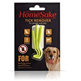 Home Sake Tick Removal Tool for Dogs, Cats and