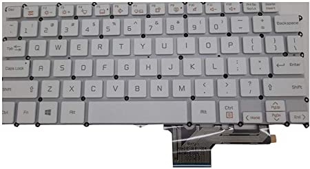 Portátil teclado para LG 13z970 hmb8150elb01 aew73769902 ...