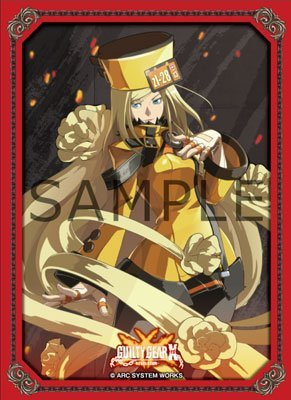 Guilty Gear Millia Rage Character Corner Card Game Sleeve Collection - Rage Guilty Millia Gear