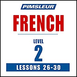 French Level 2 Lessons 26-30