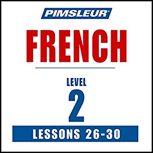 French Level 2 Lessons 26-30 Rede