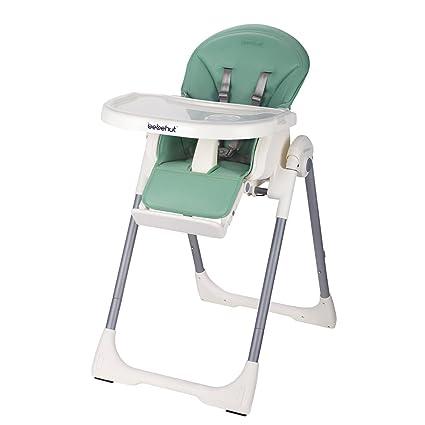 BEBEHUT® Silla para niños Silla para bebés regulable Trona ...