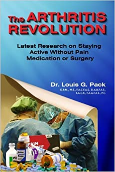 Book The Arthritis Revolution by Louis Pack (2012)