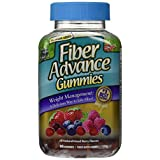 FiberAdvance Weight Mangement Gummies, 90 Count