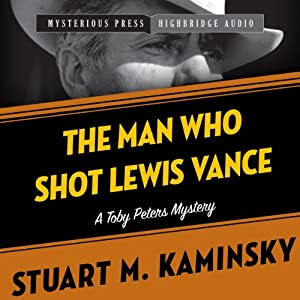 The Man Who Shot Lewis Vance Audiobook