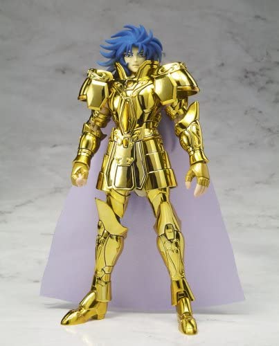 Bandai Saint Seiya Cloth Myth EX Gemini Saga Pope EX Ares Throne set NUOVI