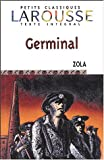 img - for Germinal (Petits Classiques Larousse Texte Integral) (French Edition) book / textbook / text book