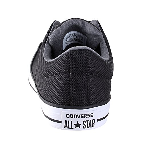 Chuck Oxfords Black White Street Taylor High Unisex Converse Thunder Bgqw5xw1