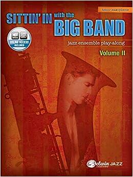 Tubes Du Jazz Saxophone Volume 2 CD Learn to Play MUSIC BOOK /& CD Saxophone