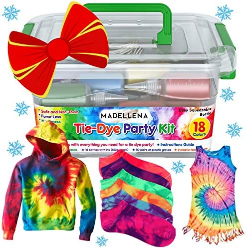 7 Colors Shirt Fabric Tie Dye Non-toxic Odorless Mixable Bright Color Tie Dye Kit Tie Dye Kit Tie Dye Kits Tye Die Kits Tye Dye Kit