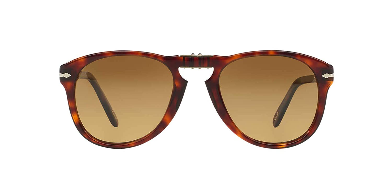 Amazon.com: Persol anteojos de sol Steve McQueen (acetato ...