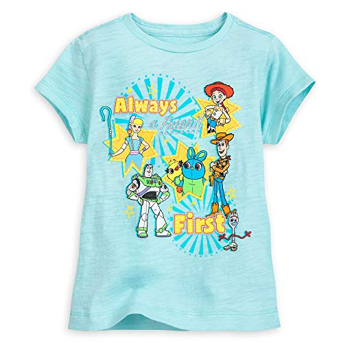 - Disney Toy Story 4 T-Shirt for Girls Size XL (14)