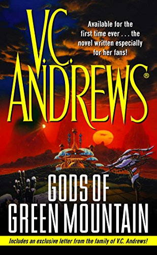 book cover of Gods of Green Mountain