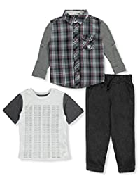 Blac Label Little Boys' 3-Piece Outfit