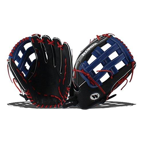 worth slow pitch glove - 8