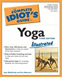 The Complete Idiot's Guide® to Yoga Illustrated, Joan Budilovsky and Eve Adamson, 0028644670