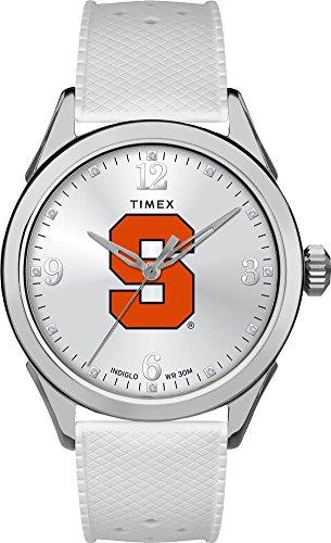 Timex Syracuse University Ladies Silcone Athena Watch