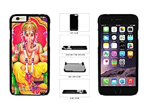 Colorful Ganesha Plastic Phone Case Back Cover Apple iPhone 6 (4.7 Inches)