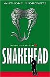 """Afficher """"Alex Rider n° 7 Snakehead"""""""