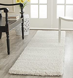 Safavieh Milan Shag Collection SG180-1212 Ivory Area Rug (2' x 4') (B00GGOCMXM) | Amazon price tracker / tracking, Amazon price history charts, Amazon price watches, Amazon price drop alerts