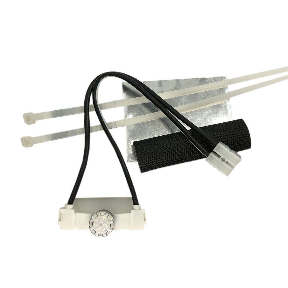 MAYITOP W10402110 Dishwasher Fuse for Whirlpool Kenmore Kitchen Aid W10258275 AP4423189 PS2360984