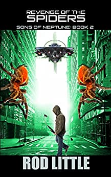 Revenge of the Spiders (Sons of Neptune Book 2) by [Little, Rod]