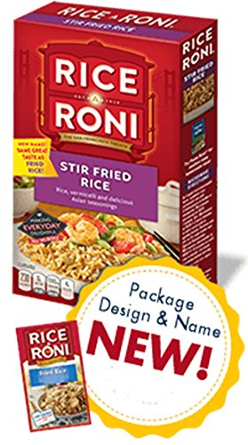 Rice a Roni Fried Rice and Vermicelli Mix, 6.2 Oz