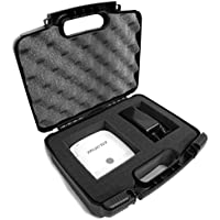 SAFE n SECURE Portable Video Projector Hard Case with Diced Foam for Optoma IntelliGO-S1 / GT750ST / ML750ST