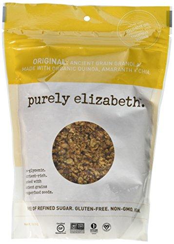 purely elizabeth Ancient Grain Original Granola, 12 oz -