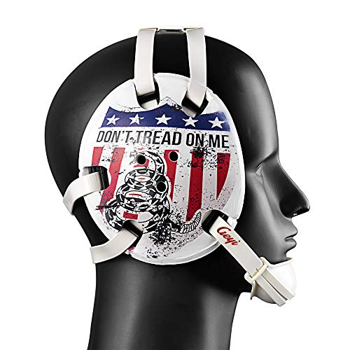 Geyi Wrestling Headgear Don't Tread On Me 2 Digital Printing Art