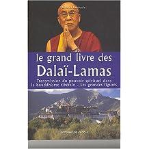 Grand livre des Dalaï-Lamas