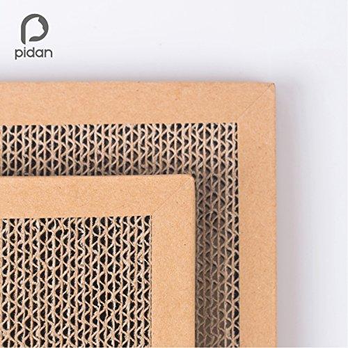 Image of Pidan Studio - Refill Cat Wave Scratching Post (2 pieces)
