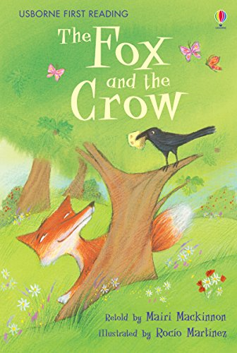 Fox Crow devices Usborne Reading ebook