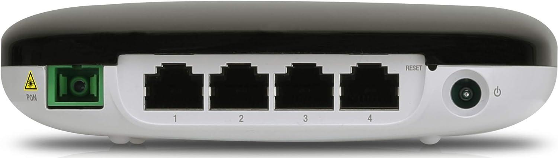 Ubiquiti UF-WiFi-US 4 Puertos GPON Router con Wi-Fi