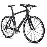 Kestrel RT-1000 Flat Bar Shimano Ultegra Bicycle, Satin Carbon/Black, 50cm/Small Review