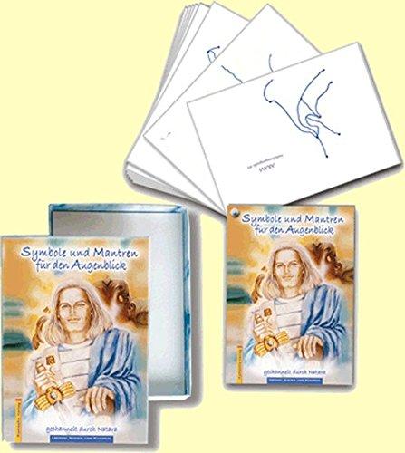 Symbole und Mantren für den Augenblick Taschenbuch – 1. September 2005 Natara Kamasha 3936767157 Esoterik
