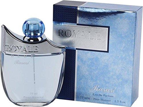- Rasasi Royale Blue EDP - 75 ml (For Men)