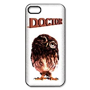 Lovely little Owls durable 100% PC Case for iPhone5 by supermalls