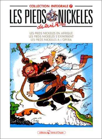 PIEDS NICKELÉS T07 (LES)