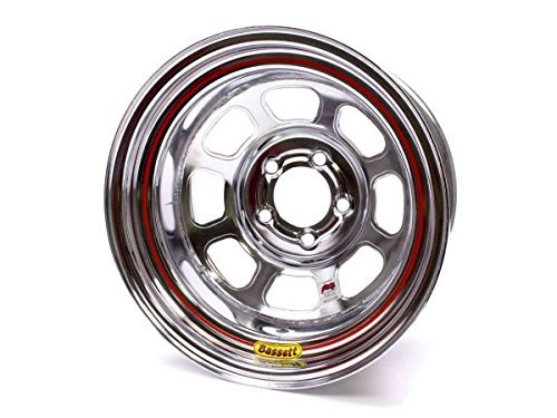 5-on-5 3 Off IMCA Chrome Wheel 58D53IC Bassett 15 x 8