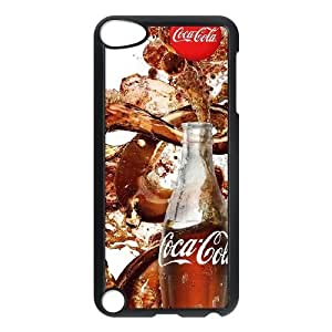 iPod Touch 5 Phone Case Black Coca Cola VMN8145546