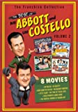 The Best of Abbott & Costello, Vol. 2 (Hit the Ice / In Society / Here Come the Co-Eds / The Naughty Nineties / Little Giant / The Time of Their Lives / Buck Privates Come Home / The Wistful Widow of Wagon Gap)